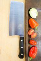 Chef Yan's Signature Knife